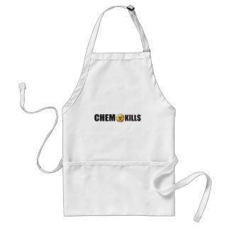 Chemo kills campaign adult apron