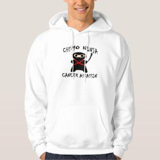 Chemo Ninja Cancer Assassin Hoodie