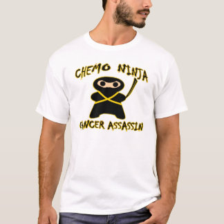 Chemo Ninja Loves Pittsburg T-Shirt