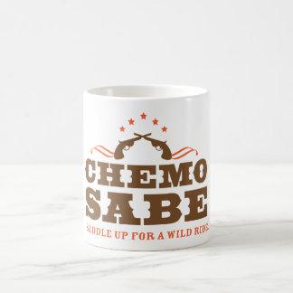 Chemo Sabe Cancer Mug