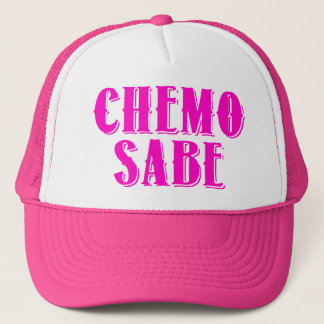 Chemo Sabe hat in Pink