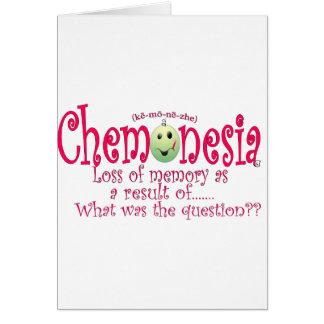 chemoblackPINK (1) Tarjeta De Felicitación