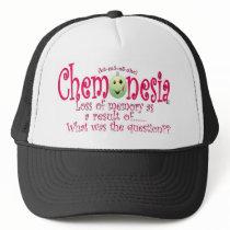 chemoblackPINK(1) Trucker Hat