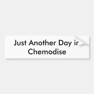 Chemodise Bumper Sticker