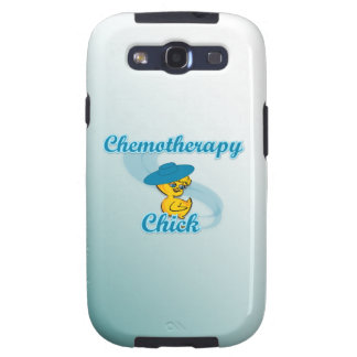 Chemotherapy Chick 3 Samsung Galaxy S3 Cases