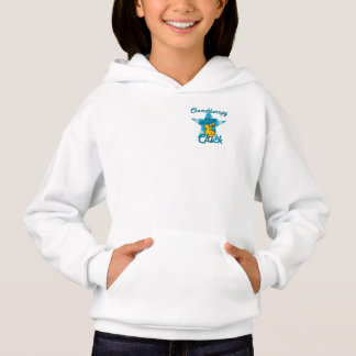 Chemotherapy Chick #7 Hoodie
