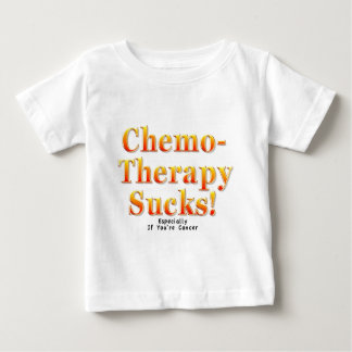 Chemotherapy Sucks! Baby T-Shirt