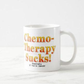 Chemotherapy Sucks! Coffee Mugs