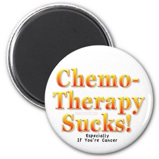Chemotherapy Sucks! Magnet
