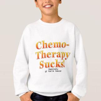 Chemotherapy Sucks! Sweatshirt