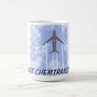 Chemtrail mug