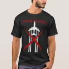 Chemtrails Are Wrong dark tshirt