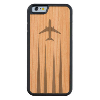 Chemtrails Carved Cherry iPhone 6 Bumper Case