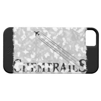 Chemtrails iPhone 5 Covers