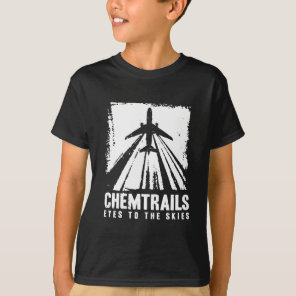 Chemtrails Conspiracy T-Shirt