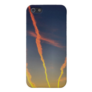 ChemTrails Cover For iPhone SE/5/5s