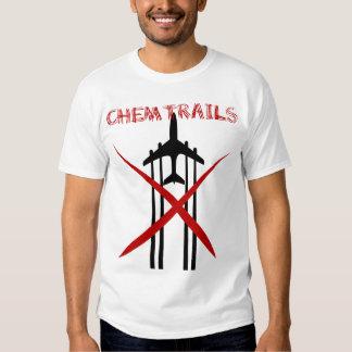 Chemtrails es camiseta incorrecta playeras