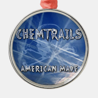 Chemtrails - Made in America Ornament