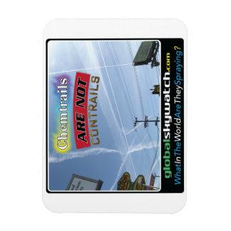 Chemtrails Magnet