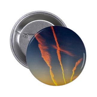 ChemTrails Pinback Button