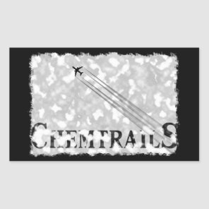 ChemtrailS Rectangular Sticker