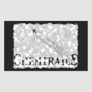 ChemtrailS Rectangular Stickers