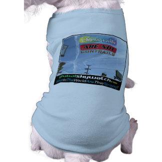 Chemtrails Ropa De Mascota