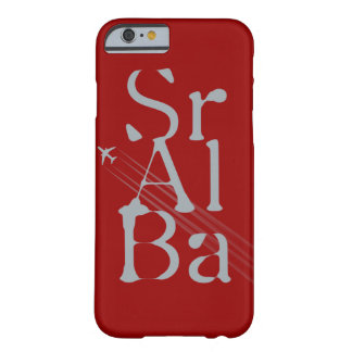 Chemtrails Sr+Al+Ba Barely There iPhone 6 Case
