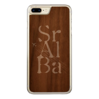 Chemtrails Sr+Al+Ba Carved iPhone 7 Plus Case