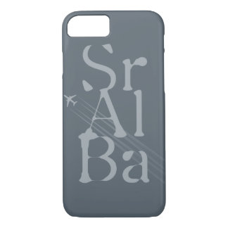 Chemtrails Sr+Al+Ba iPhone 7 Case