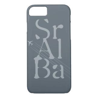 Chemtrails Sr+Al+Ba iPhone 7 Case