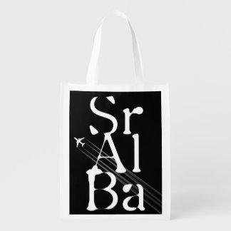 Chemtrails Sr+Al+Ba Market Tote
