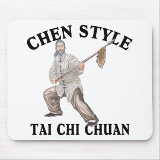 Chen Style Tai Chi Chuan Mouse Pad