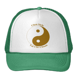 Chen Style Tai Chi Chuan Trucker Hat