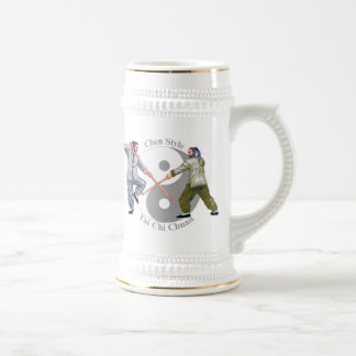 Chen Style Taiji Chuan Beer Stein