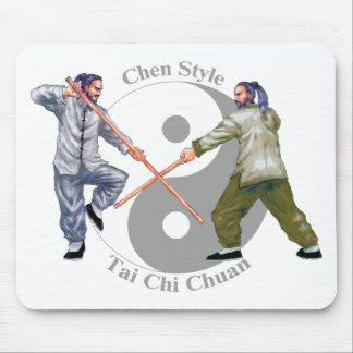 Chen Style Taiji Chuan Mouse Pad