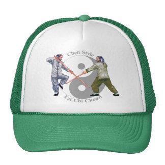 Chen Style Taiji Chuan Trucker Hat