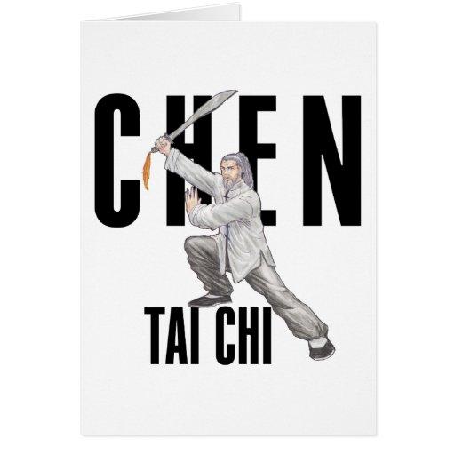 Chen Tai Chi Cards