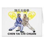 Chen Tai Chi Chuan Card