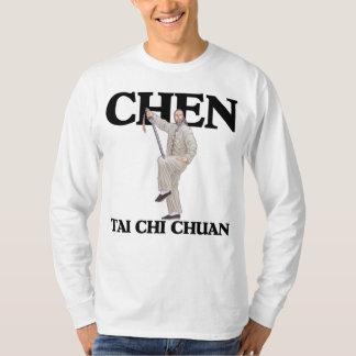 Chen Tai Chi Chuan - Straight Sword T-Shirt