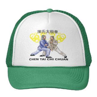 Chen Tai Chi Chuan Trucker Hat