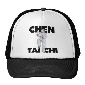 Chen Tai Chi T-Shirts - White Ape Presents Trucker Hat
