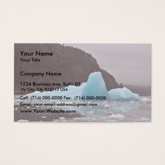 Chenega ice business card