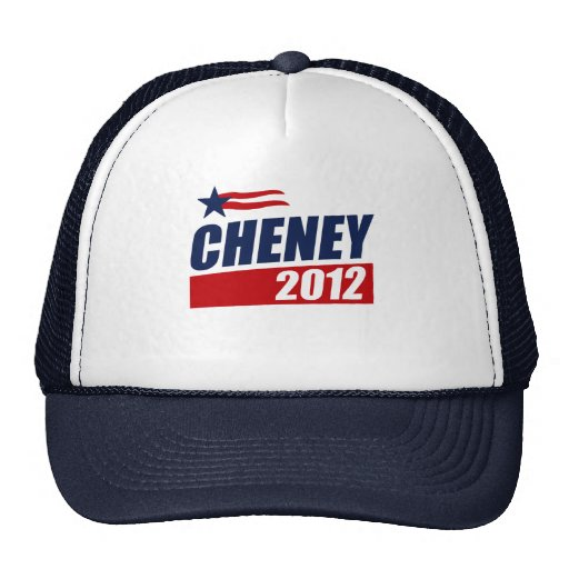 CHENEY 2012 HAT