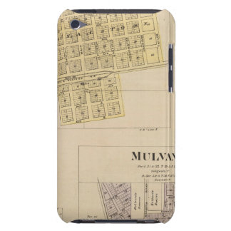 Cheney, Andale, Mulvane, and Milan, Kansas Barely There iPod Covers