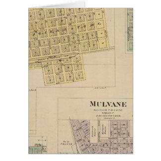 Cheney, Andale, Mulvane, and Milan, Kansas Card