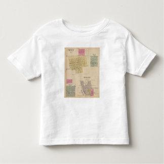 Cheney, Andale, Mulvane, y Milano, Kansas T Shirts