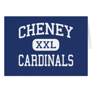 Cheney Cardinals Middle School Cheney Kansas Cards