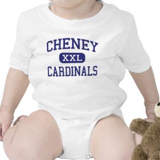 Cheney Cardinals Middle School Cheney Kansas Baby Bodysuit