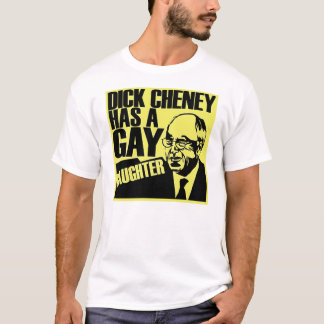cheney daughter T-Shirt